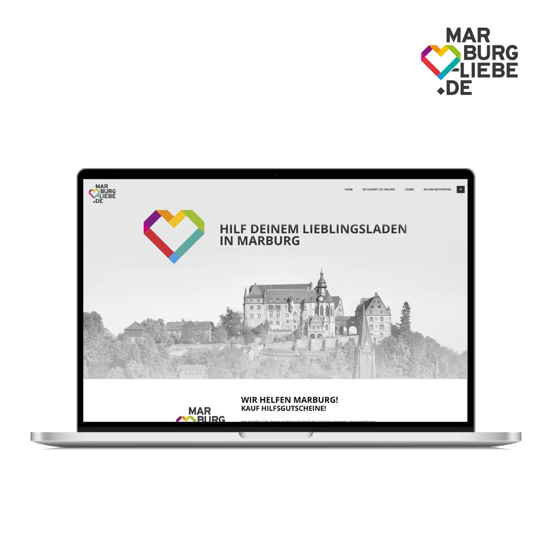 Design 1_Marburg_Stadtmarketing Marburg 2020