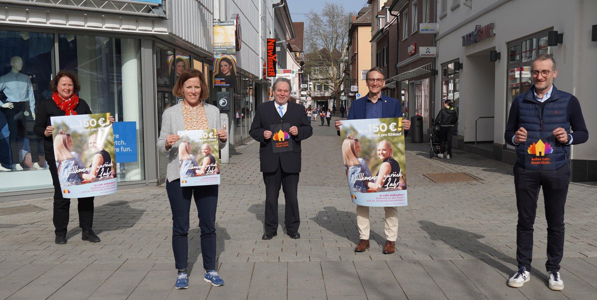 Gewinnspiel Willkommen zurück in Lahr-Pressefoto-by Stadt Lahr2021