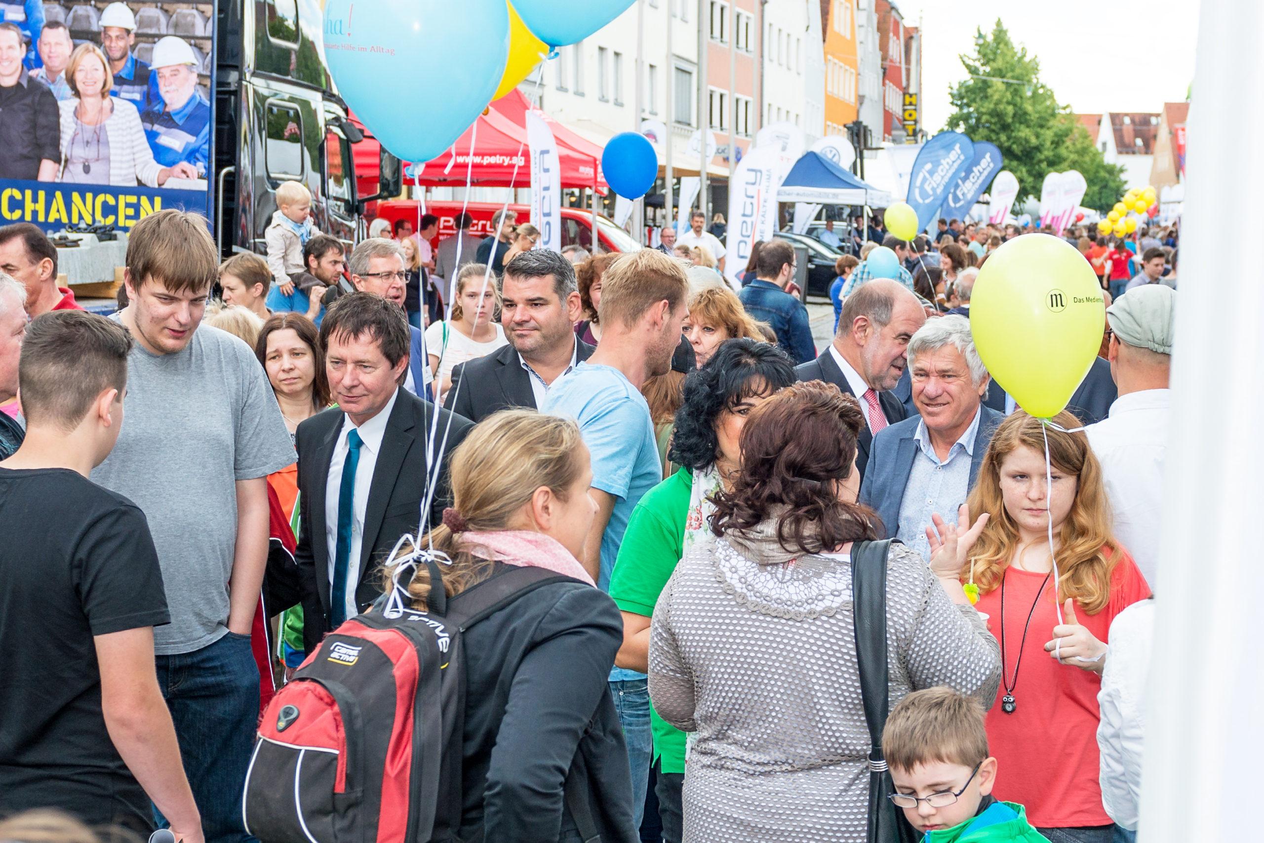 Jobmeile 2016_2_Stadt Neumarkt_Christian Rastätter