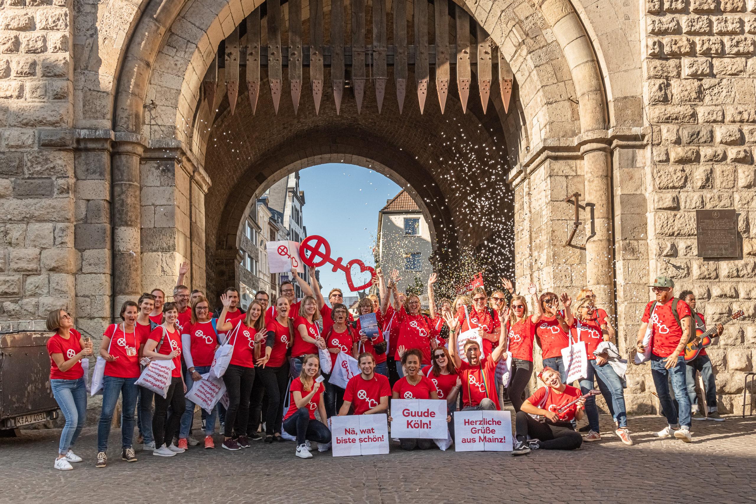 Mainz Flashmob Köln1_Tourismusfonds Mainz e.V.