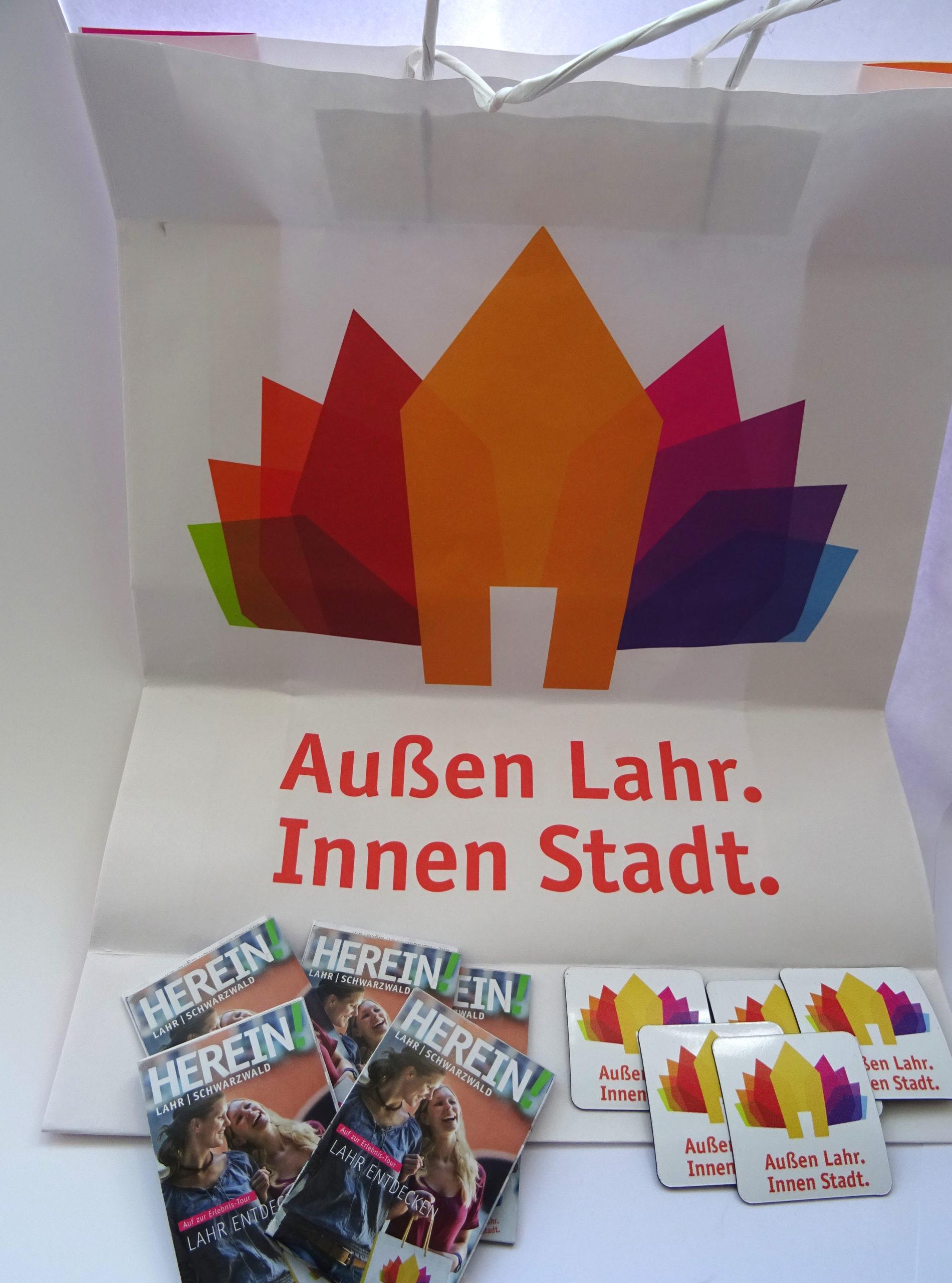 Merchandising-Produkte-by Stadt Lahr2018