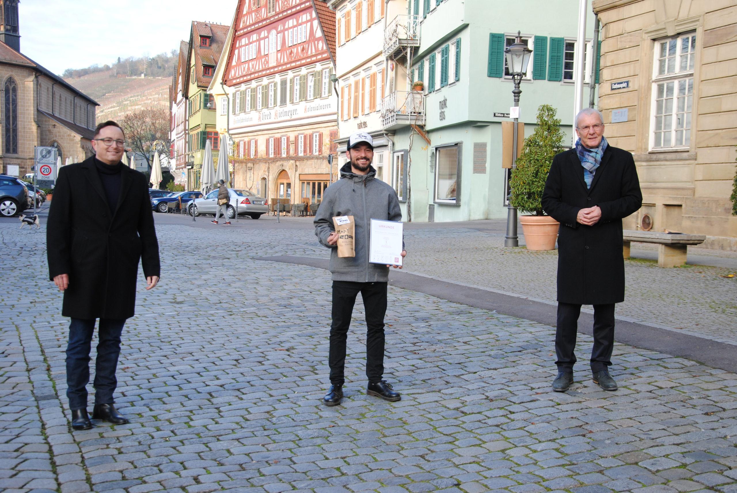 Preisverleihung – Fotograf EST GmbH – Rechteinhaber EST GmbH