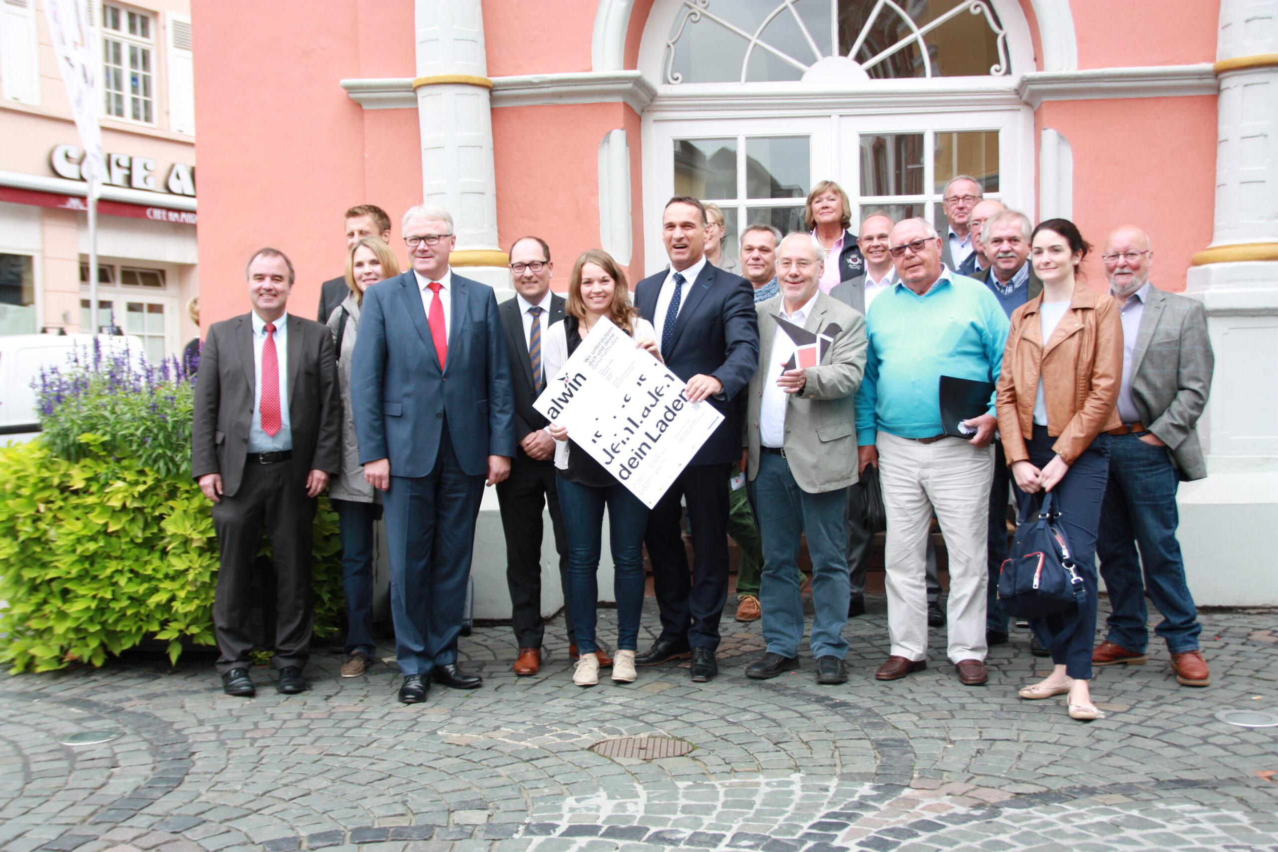 Wittlich_Pressekonferenz_alwin_einJahr_Carolin Thomas_Stadt Wittlich_2018